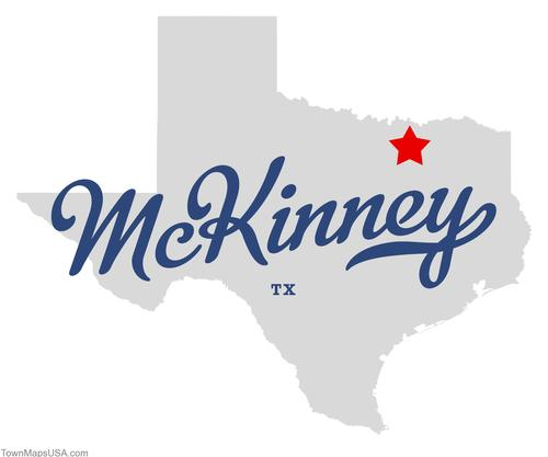 map_of_mckinney_tx