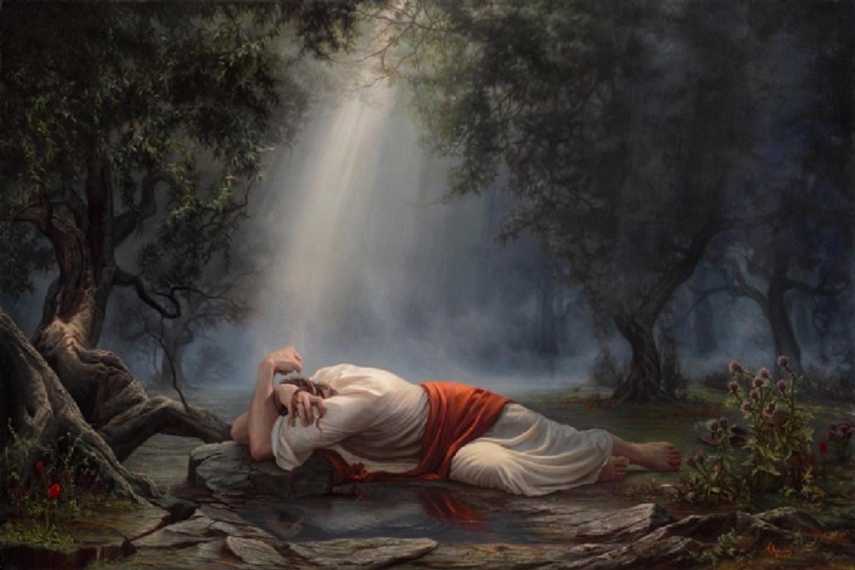 Výsledek obrázku pro gethsemane